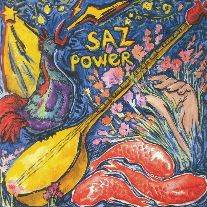 VARIOUS - Saz Power