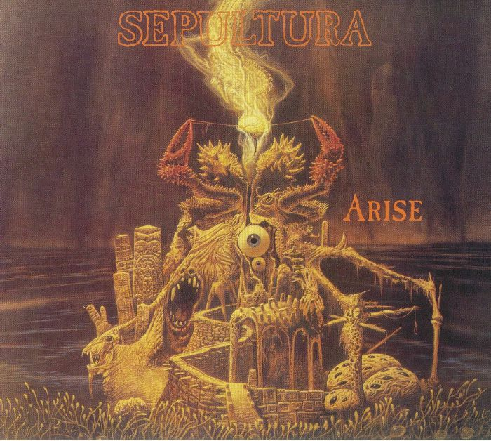 SEPULTURA - Arise: Expanted Edition