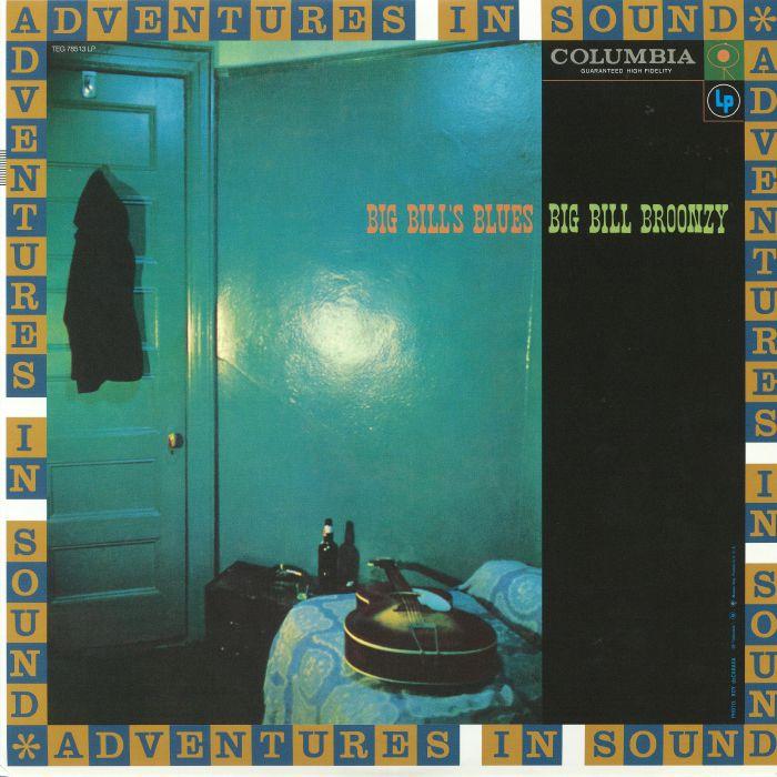 BIG BILL BROONZY - Big Bill's Blues (reissue)