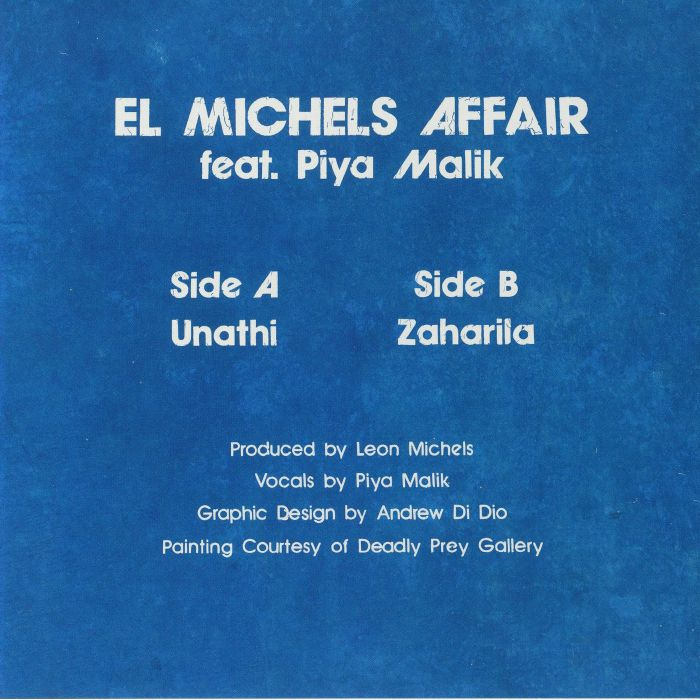 EL MICHELS AFFAIR - Unathi