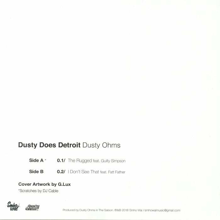DUSTY OHMS - Dusty Does Detroit