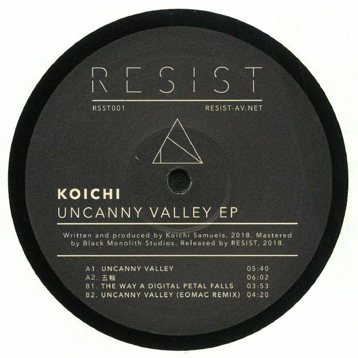 KOICHI - Uncanny Valley EP