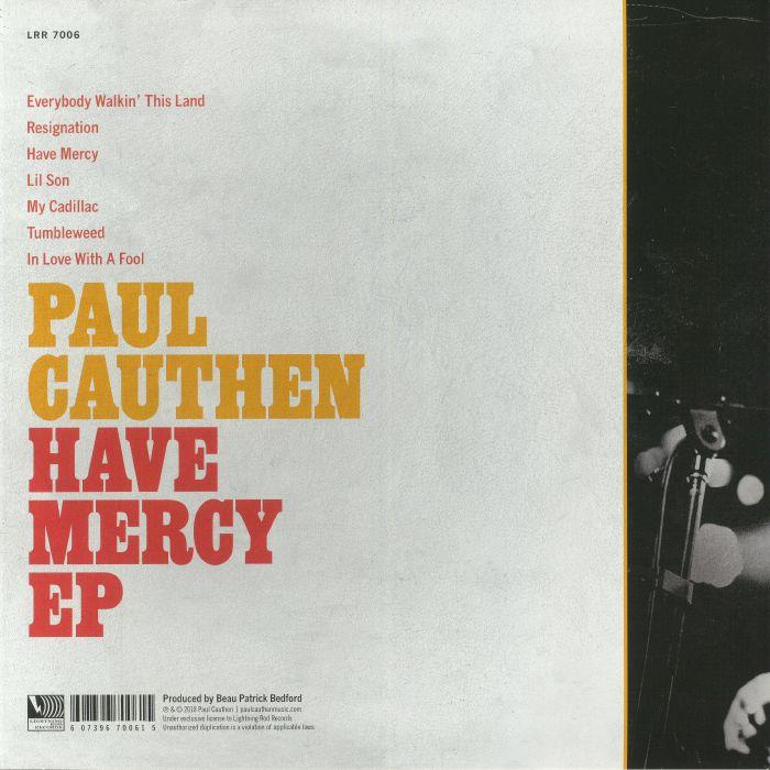 CAUTHEN, Paul - Have Mercy EP