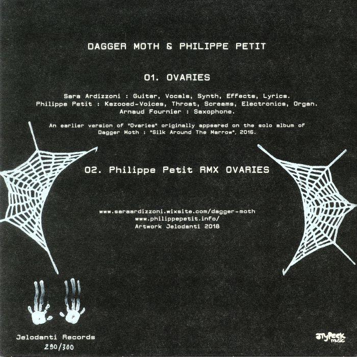 DAGGER MOTH/PHILIPPE PETIT - Overies