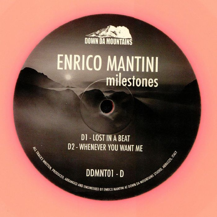 MANTINI, Enrico - Milestones Part 2