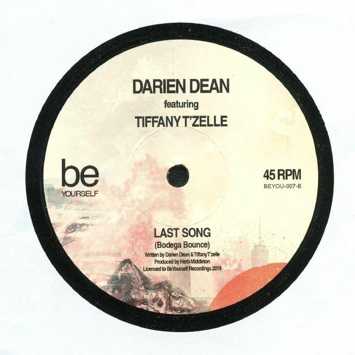 DEAN, Darien feat TIFFANY T'ZELLE - Last Song