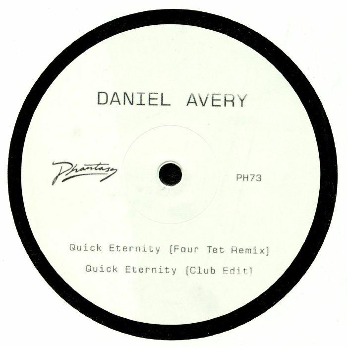 AVERY, Daniel - Quick Eternity (remixes)