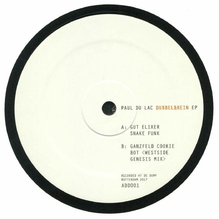 DU LAC, Paul - Dubbelbrein EP