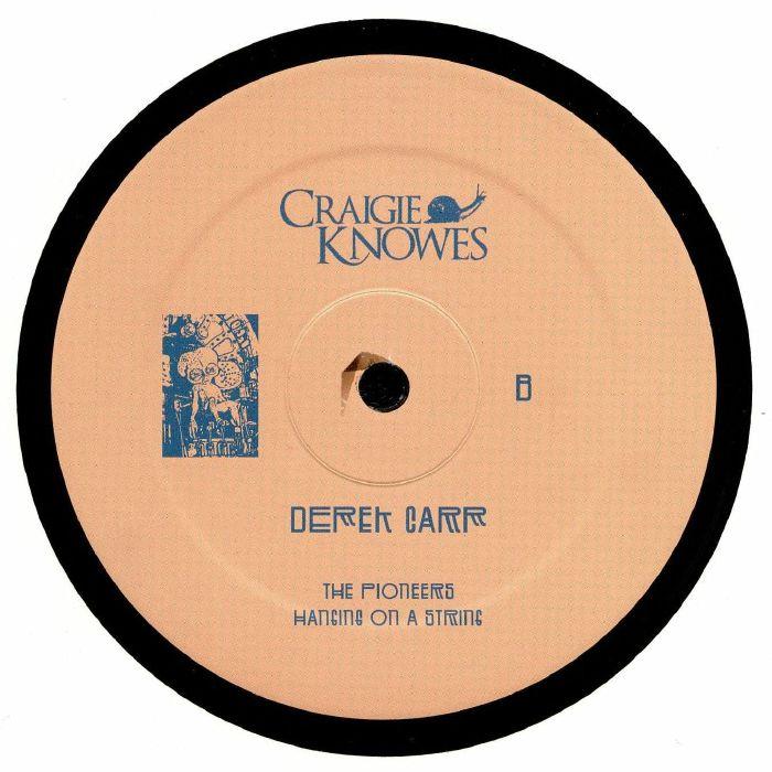 CARR, Derek - Pioneers EP