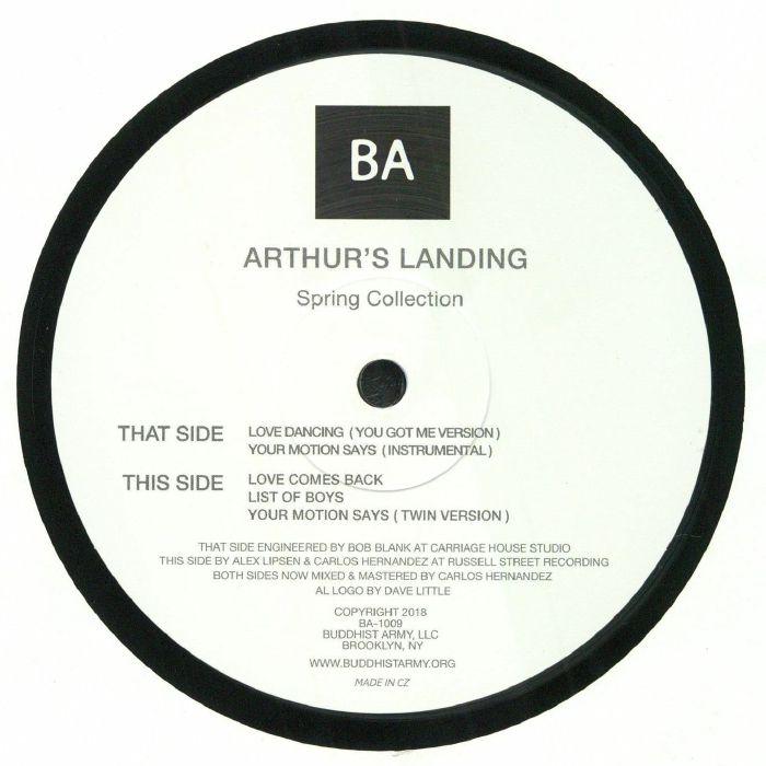 ARTHUR'S LANDING - Spring Collection
