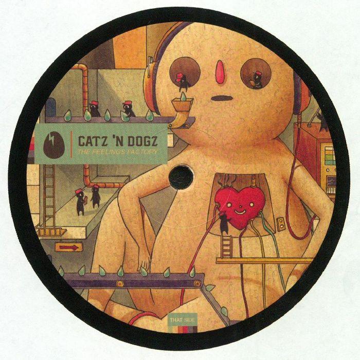 CATZ N DOGZ/JOSEPH ASHWORTH - The Feelings Factory