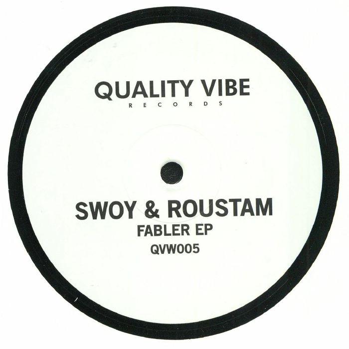 SWOY/ROUSTAM - Fabler EP