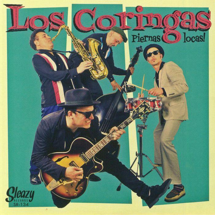 LOS CORINGAS - Piernas Locas!