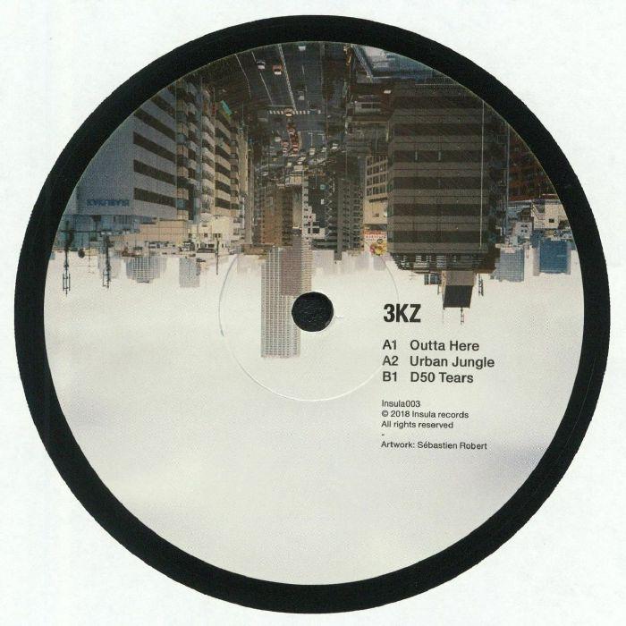 3KZ - D50 Tears EP