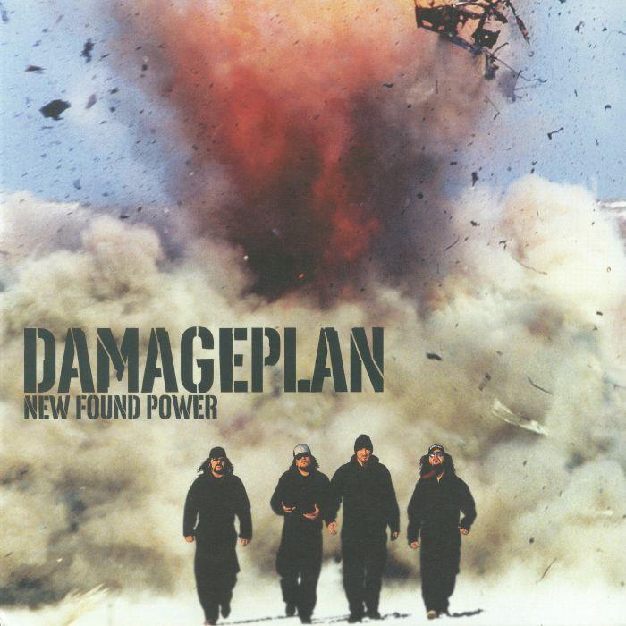 DAMAGEPLAN - New Found Power (reissue)