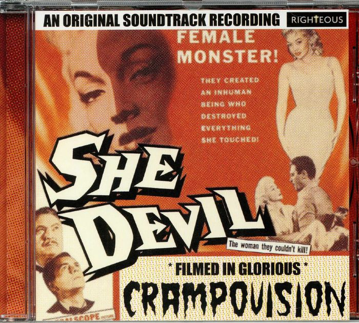 VARIOUS - She Devil (Soundtrack)