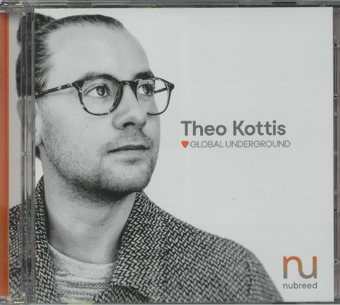 KOTTIS, Theo/VARIOUS - Global Underground: Nubreed 11
