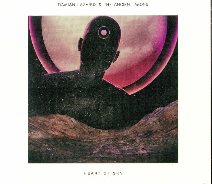 LAZARUS, Damian/THE ANCIENT MOONS - Heart Of Sky