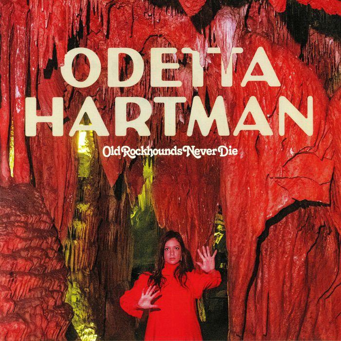HARTMAN, Odetta - Old Rockhounds Never Die