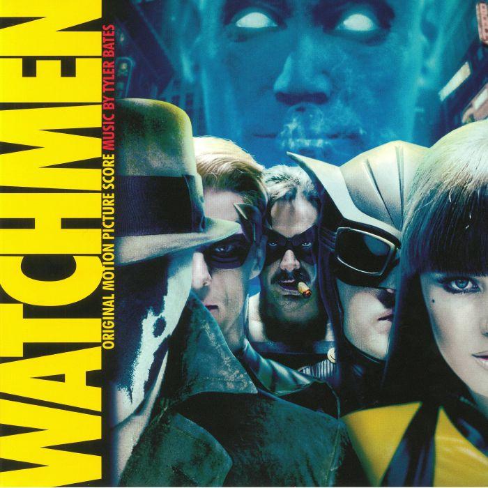BATES, Tyler - Watchmen (Soundtrack)