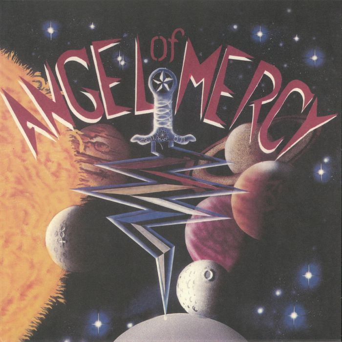 ANGEL OF MERCY - The Avatar (reissue)