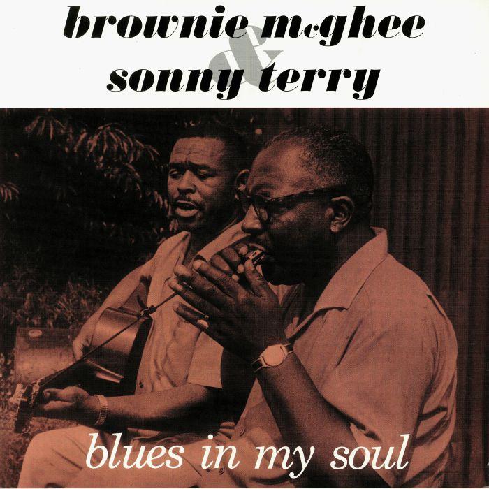 McGHEE, Brownie/SONNY TERRY - Blues In My Soul (reissue)