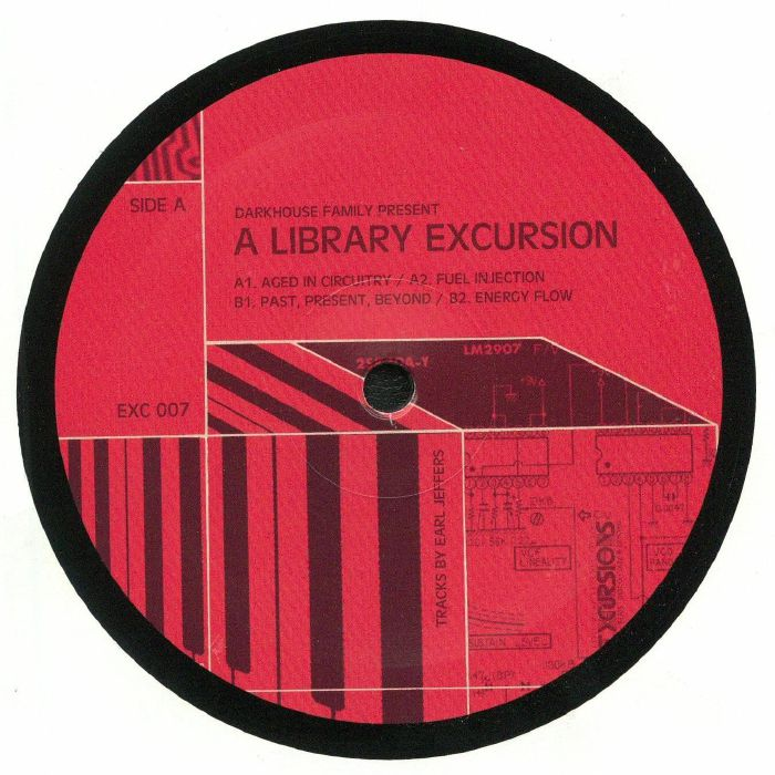 JEFFERS, Earl - A Library Excursion