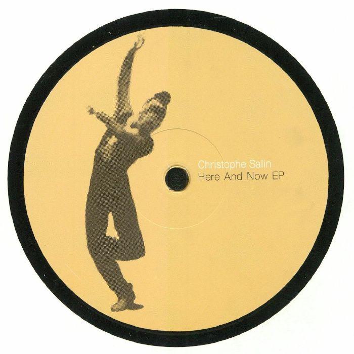 SALIN, Christophe - Here & Now EP