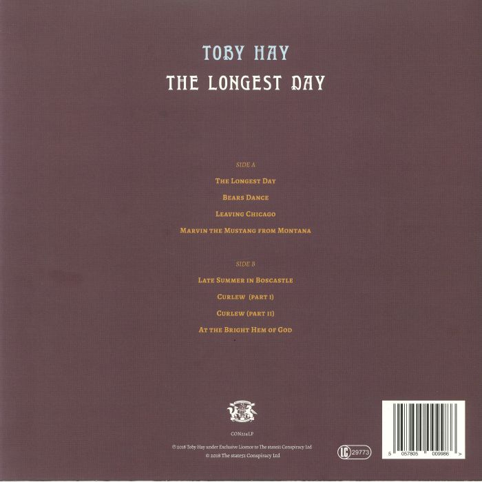 HAY, Toby - The Longest Day