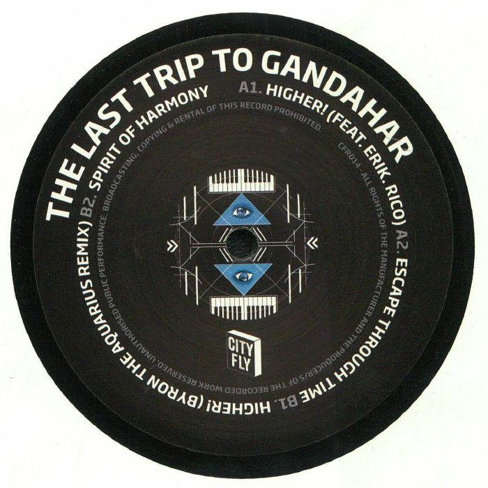 LAST TRIP TO GANDAHAR, The - Higher!
