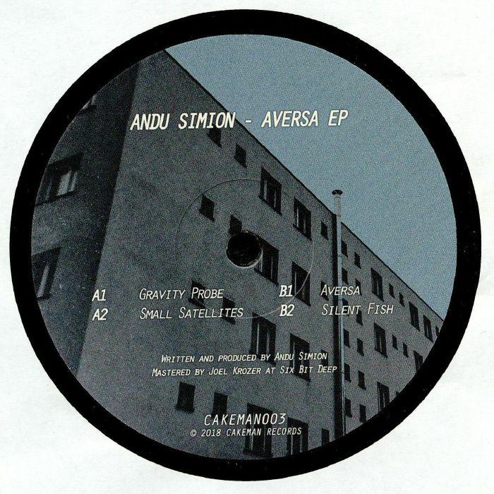 SIMION, Andu - Aversa EP