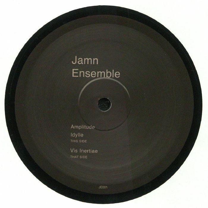 JAMN ENSEMBLE - Vis Inertiae EP