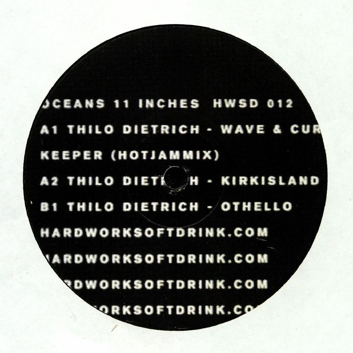 DIETRICH, Thilo - Oceans 11 Inches