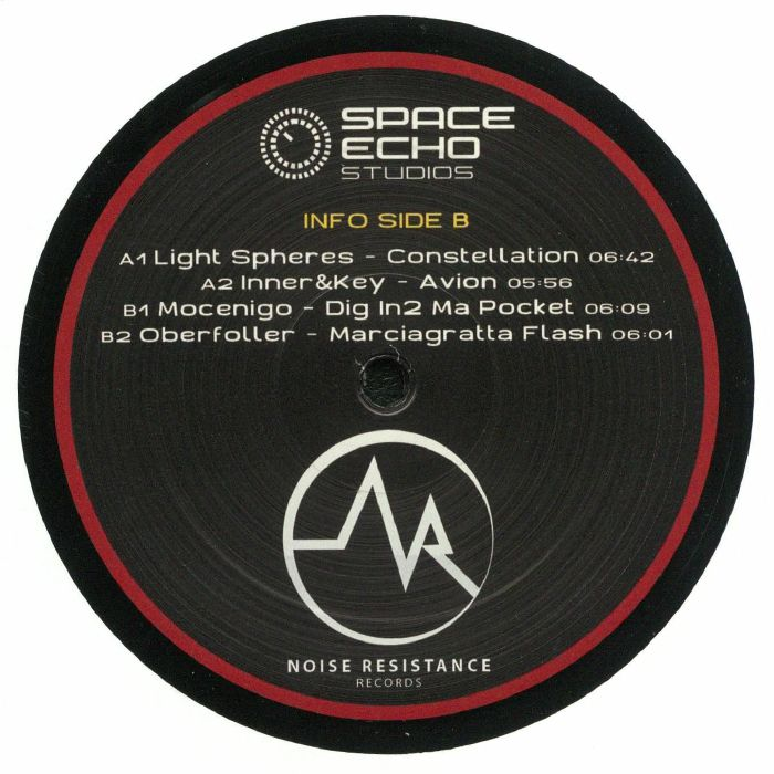 LIGHT SPHERES/INNER & KEY/MOCENIGO/OBERFOLLER - NRR 001