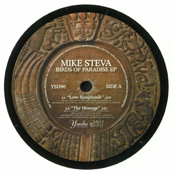 STEVA, Mike - Birds Of Paradise EP