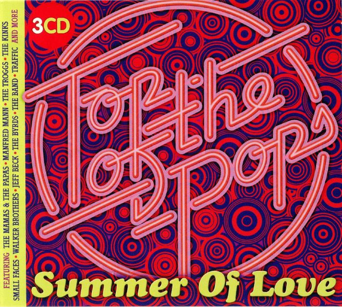 VARIOUS - Top Of The Pops: Summer Of Love