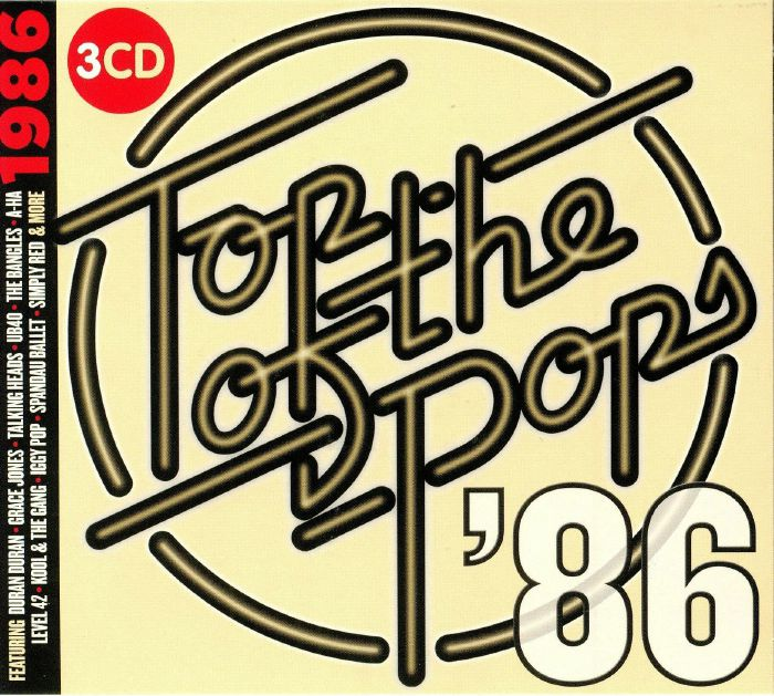 VARIOUS - Top Of The Pops: 1986