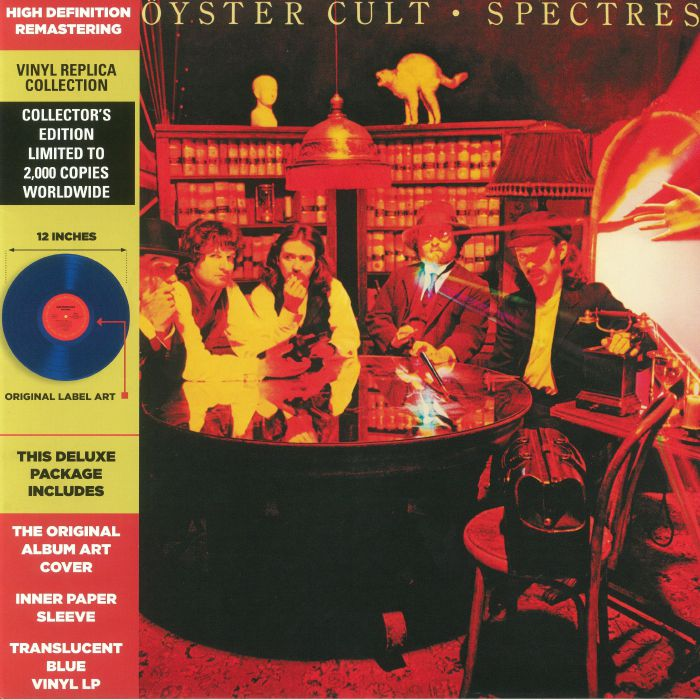 BLUE OYSTER CULT - Spectres (reissue)
