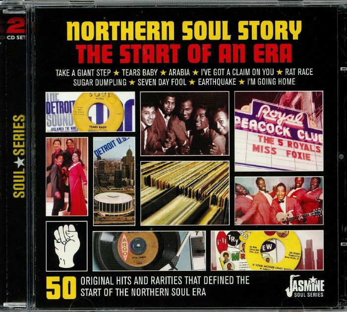 VARIOUS - Northern Soul Story: The Start Of An Era