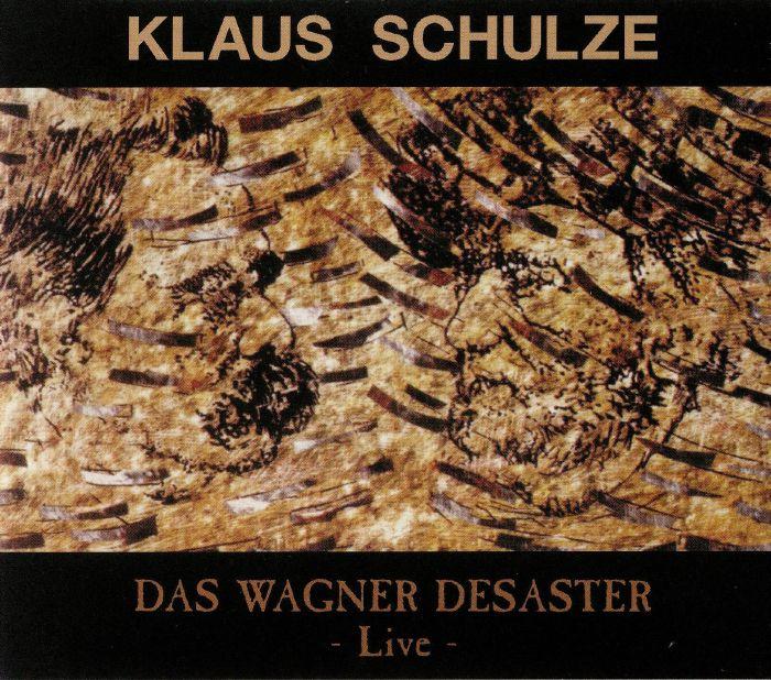 SCHULZE, Klaus - Das Wagner Desaster: Live