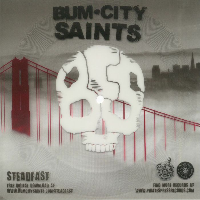 BUM CITY SAINTS - Steadfast (free with any order)