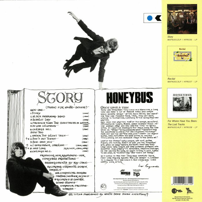 HONEYBUS - Story (reissue)