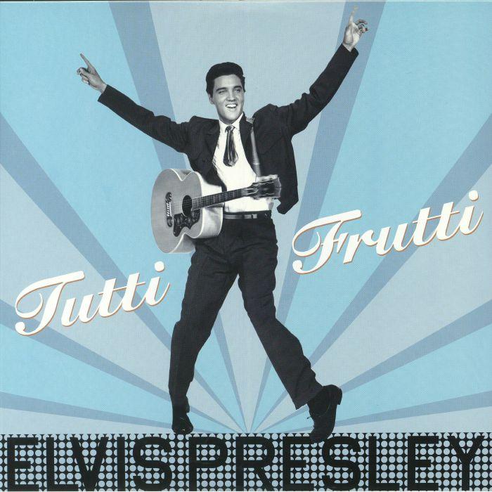 PRESLEY, Elvis - Tutti Frutti (reissue)