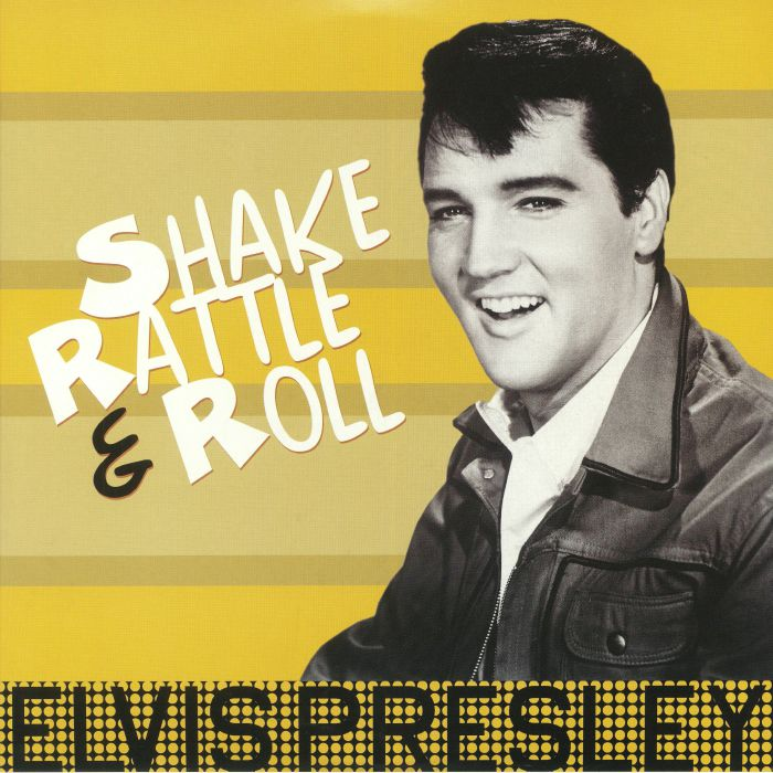 PRESLEY, Elvis - Shake Rattle & Roll (reissue)