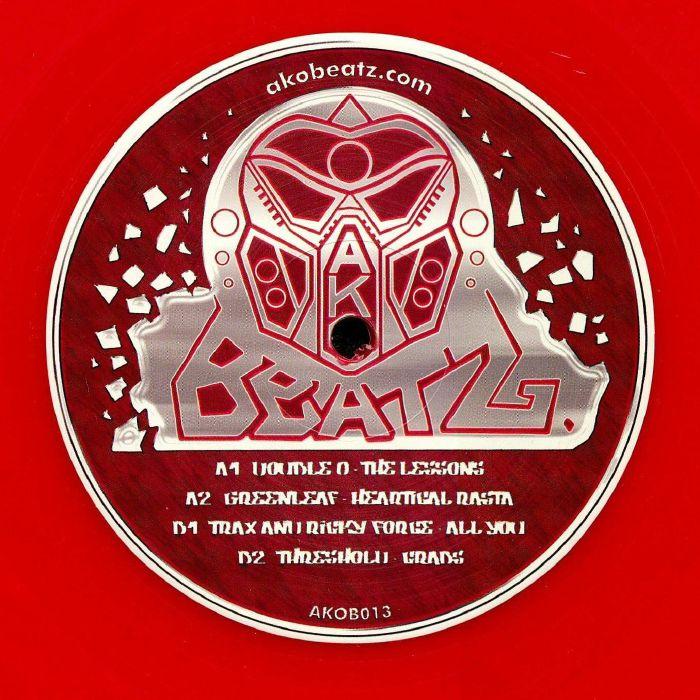 DOUBLE O/GREENLEAF/DJ TRAX/RICKY FORCE/THRESHOLD - AKOism Vol 2