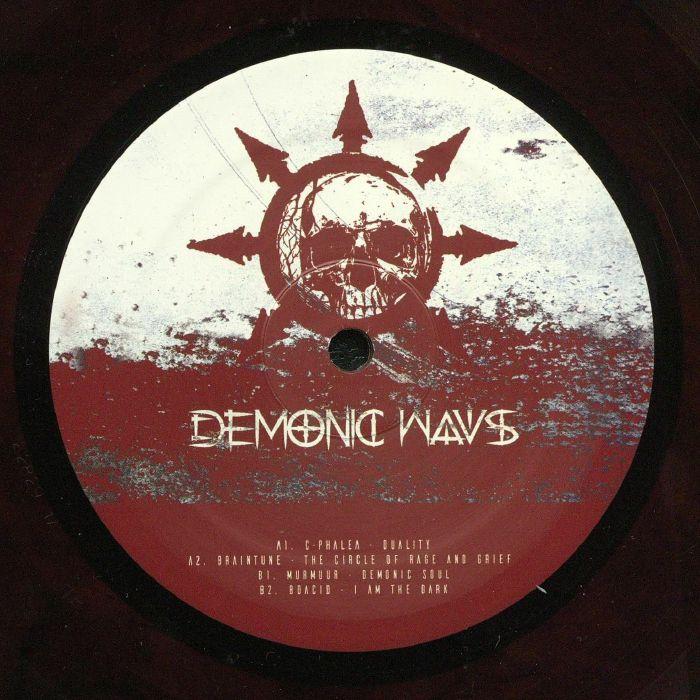 C PHALEA/BRAINTUNE/MURMUUR/BDACID - Demonic Wavs