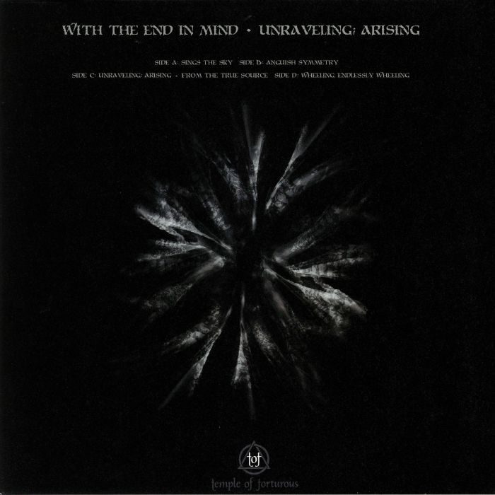 WITH THE END IN MIND - Unraveling Arising