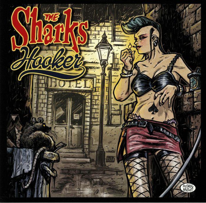 SHARKS, The - Hooker