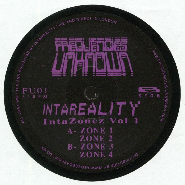 INTAREALITY - IntaZonez Vol 1