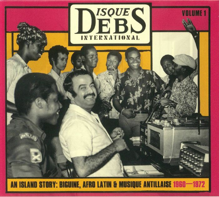 VARIOUS - Disques Debs International Volume 1